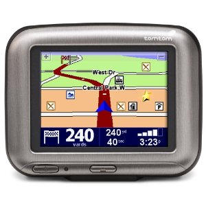 TomTom GO 700 Portable GPS Navigation with Hands-Free Calling