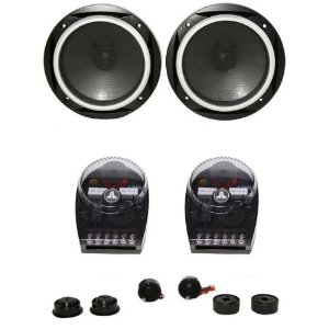 Pair of Brand New Jl Audio C2-650 6 1/2