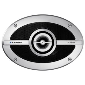 Blaupunkt THx-462 4-Inch x 6-Inch 2-Way Thin Mount Coaxial Speakers