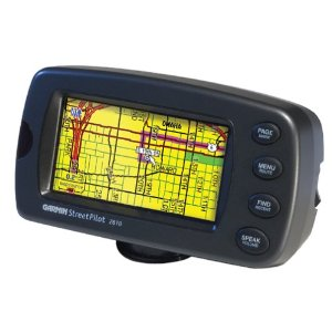 Garmin StreetPilot 2610 In-Car GPS Receiver with 128MB CompactFlashd