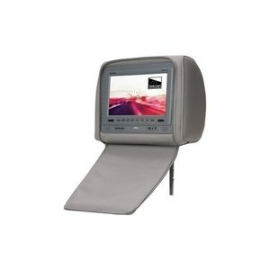 Roadview RHF-7.0G 7-Inch Headrest Monitor (Gray)