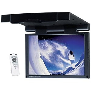Power Acoustik PT-151CM 15.1-Inch Ceiling-Mount LCD Monitor
