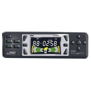 PYLE PL91MU AM/FM-MPX Electronic Tunning Radio with USB/SD/MMC Reader
