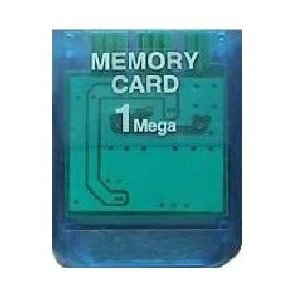 Playstation Memory Card 1 Mega 15 Blocks