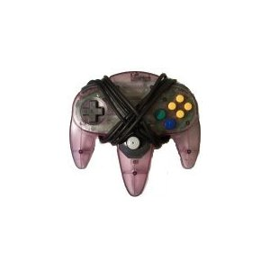 Nintendo 64 Controller - Atomic Purple
