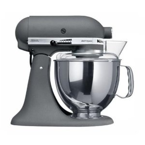 KitchenAid Artisan 5KSM150PSEGR Gray 220 volt