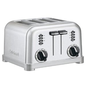 Cuisinart Classic Brushed Stainless Toasters