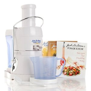 Jack LaLanne's Deluxe Power Juicer Express with Accessory Kit