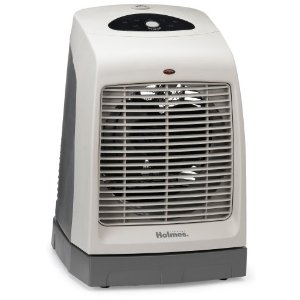 Holmes HFH5606-UM Oscillating Heater Fan with 1Touch� Electronic Thermostat