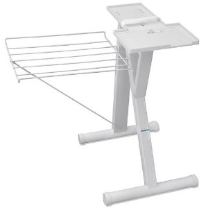 Steam Fast stand for SP680 Steam Press, black.