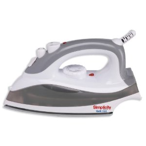 Simplicity SHC809 Quik Iron with Burst of Steam