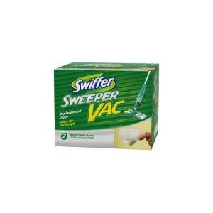 Procter & Gamble 06174 Swiffer Vac Replacement Filter
