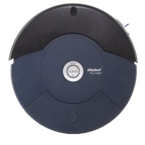IRobot 44001 Roomba Vacuum-Cleaning Robot