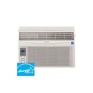 Sharp AF-S80NX 8,000BTU Energy Star Window Air Conditioner