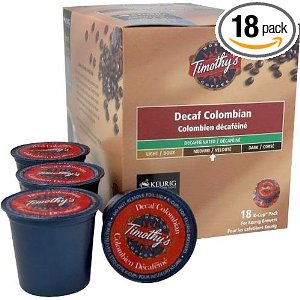 Keurig 4610 K-Cup Mini-Brewers, Arabica Medium Decaf