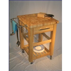 Chris & Chris - Pro Chef Food Prep Station