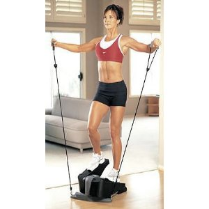Marcy MS-101 Hers Elite Pivot Stepper Trainer