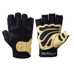 Harbinger 1215 Big Grip II Weight Lifting Gloves