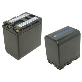 TechFuel Premium Battery for Sony DCR-TRV30E Camcorder