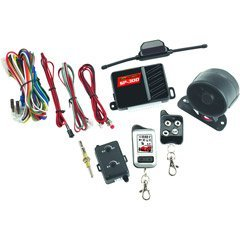 Crime Stopper SP-300 Deluxe 1-Way Alarm/Keyless Entry System
