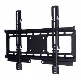 Universal Flat LCD Mount for 26IN-37IN Up To 80LBS Screen Black