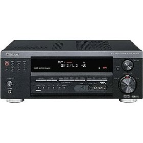 6.1 Channel Digital A/V Receiver (Black)