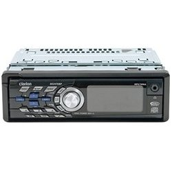Clarion DXZ475MP In-Dash CD Receiver with MP3 & WMA