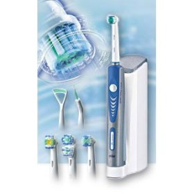 Braun Professional Care Brush With Stepless Speed Control