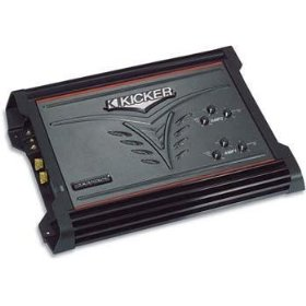 Kicker 06ZX450.2 2 Channel Stereo Amplifier