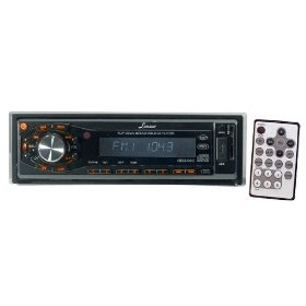 Lanzar VBD2400U AM/FM-MPX CD/MP3 Player Receiver with USB Interfere and SD/MMC Card Reader