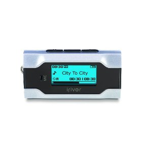 Iriver T30 512 MB MP3 Player