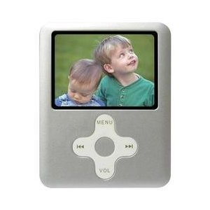 Isonic 8 GB MP3-4 and Video Player with 1.8-Inch LCD