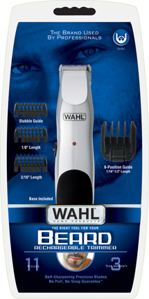 Wahl 9916 817 trimmer beard moustache sensor