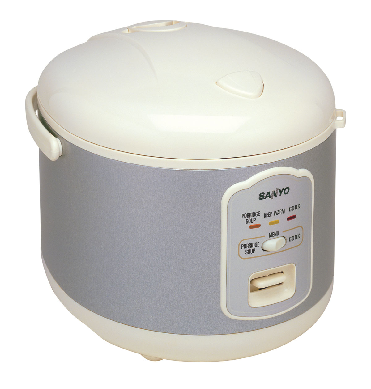 Sanyo ecjn55w  white rice cooker 5.5cup soup function
