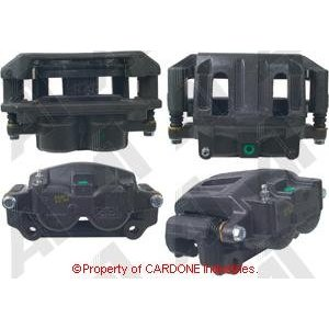 A1 Cardone 16-4862 Remanufactured Brake Caliper