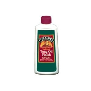 Formby's Tung Oil Finish, 16OZ LOW-GLOSS TUNG OIL