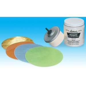 Glass Polishing Kit For Deep Scratches