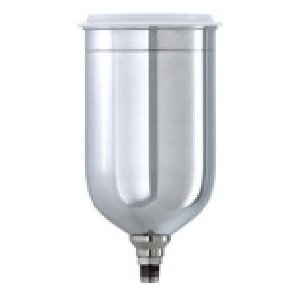 DeVilbiss Aluminum Gravity Feed Cup / DEV-GFC502