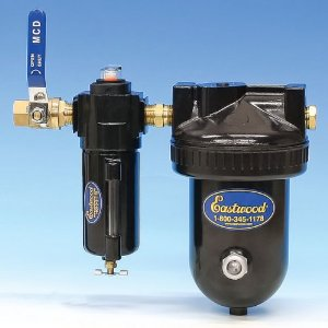 Eastwood Air Compressor 2 Stage Air Dryer Drying System
