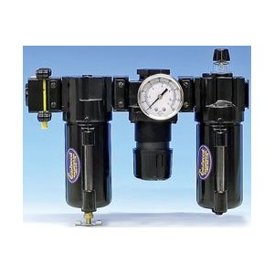 Eastwood Lubricator Filter Regulator System 1/2 NPT