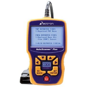 Actron CP9580 Auto Scanner Trilingual OBD II, CAN and ABS Scan Tool