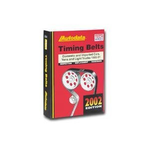 Timing Belts Manual 2002 SUPERCEDED (ADT02-180) Category: Auto Repair Manuals