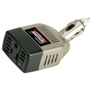 Vector VEC041D 100 Watt D/C To A/C Power Inverter With Swivel Power Plug