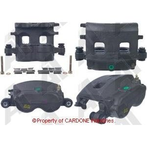 A1 Cardone 184877 Friction Choice Caliper