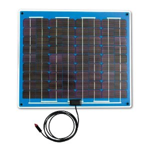 Go Power! GPDL-20 20-Watt Self Regulating Unbreakable Solar Module
