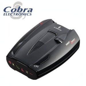 COBRA� 9-BAND RADAR DETECTOR ESD8285