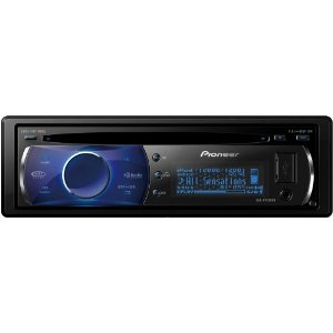 Pioneer DEH-4200UB CD Receiver with OEL Display and USB iPod Control
