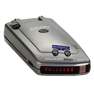 Escort Inc. Passport 8500 Radar Detector