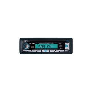 Naxa NX-670 DETACHABLE STEREO AM/FM.MPX CAR RADIO WITH COMPACT DISC PLAYER An...