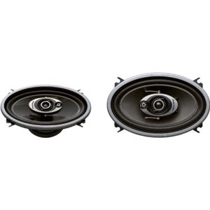 Pioneer TS-A4672R 3-Way 4-Inch X 6-Inch 150-Watt Speakers
